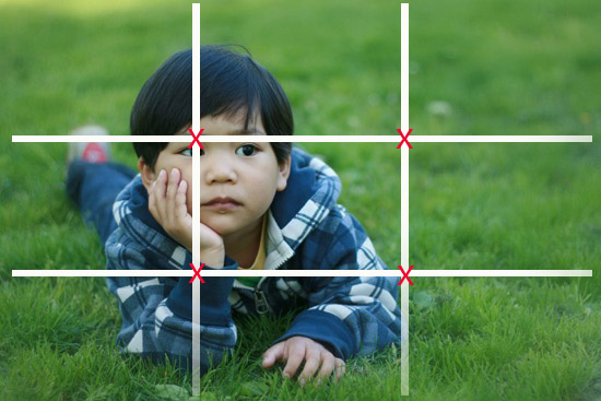 Photography 101 – Rule of Thirds