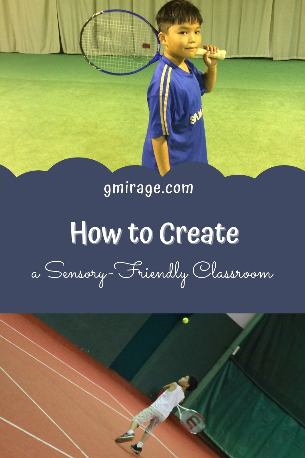 tennis kids, 13 Best Ways on How to Create a Sensory-Friendly Classroom